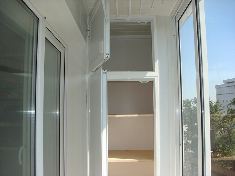 Сделать ремонт на балконе недорого